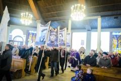 Msza w intencji Żołnierzy Wyklętych 01.03.2015