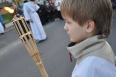 Droga Krzyżowa 15.04.2011