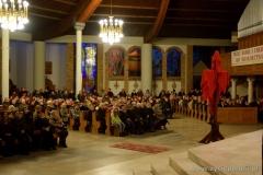 Liturgia Męki Pańskiej 25.03.2016