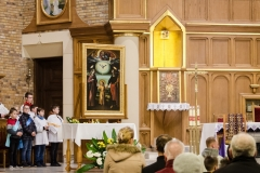 Peregrynacja obrazu św. Józefa 8.03.2019