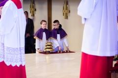 Przyjęcie nowych ministrantów 24.03.2019
