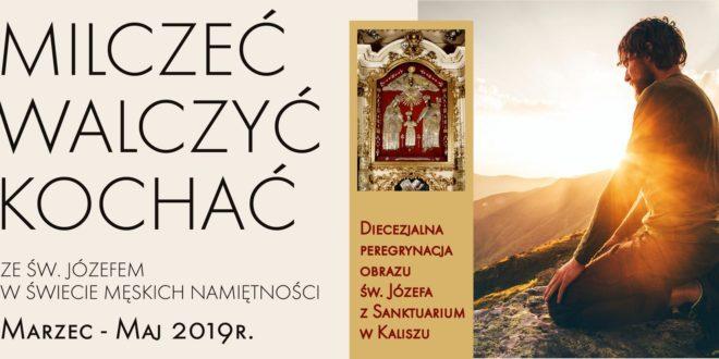 Peregrynacja obrazu św. Józefa 8-9 marca 2019 r.