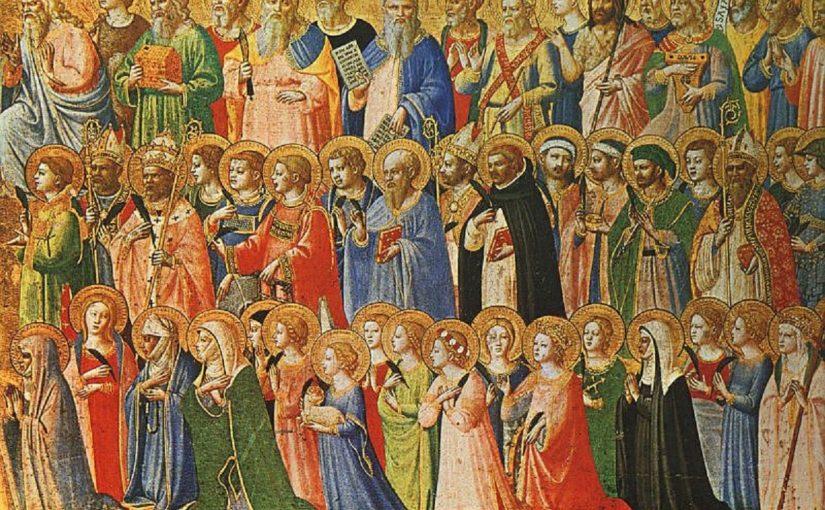 Wszystkich Świętych
