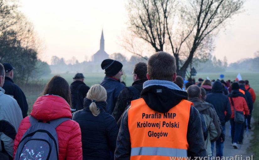 Pielgrzymka Ziemi Głogowskiej do Grodowca