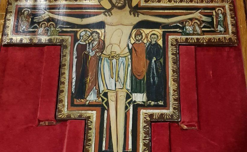 Peregrynacja krzyża Krucjaty Wyzwolenia Człowieka