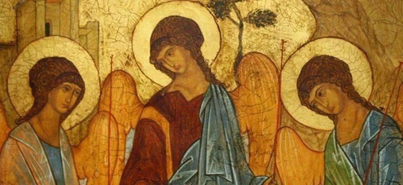 30 MAJA 2021 R. Uroczystość Najświętszej Trójcy